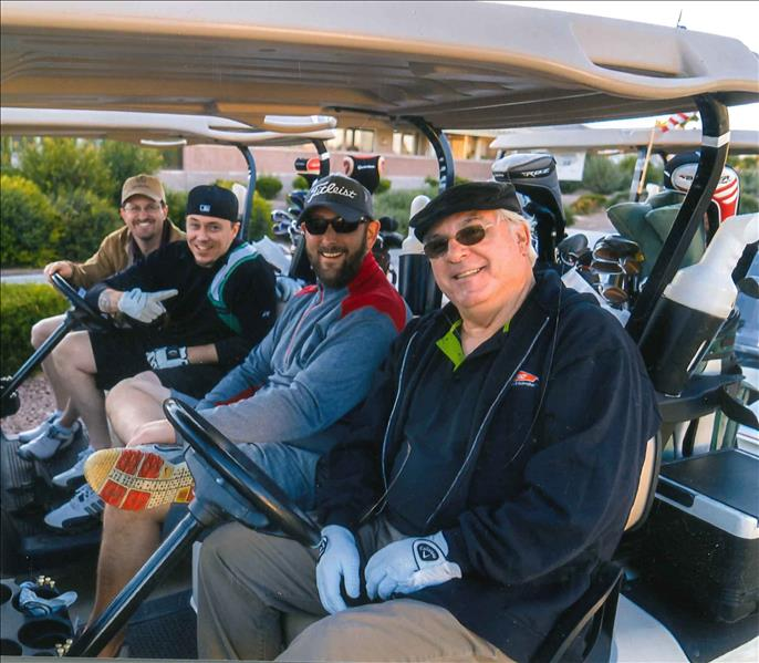 SERVPRO & American Red Cross Charity Golf Tournament
