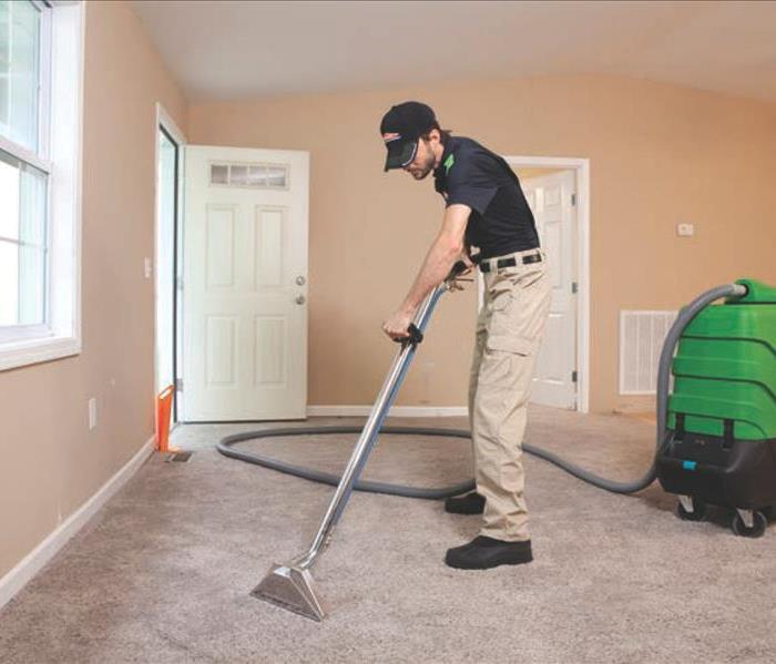 Commercial Call The Cleanup Team That Is Faster To Any Size Disaster