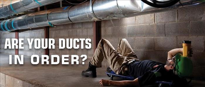 Cleaning Are Your Ducts In Order?
