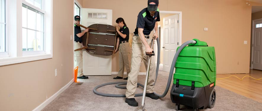 North Las Vegas, NV residential restoration cleaning